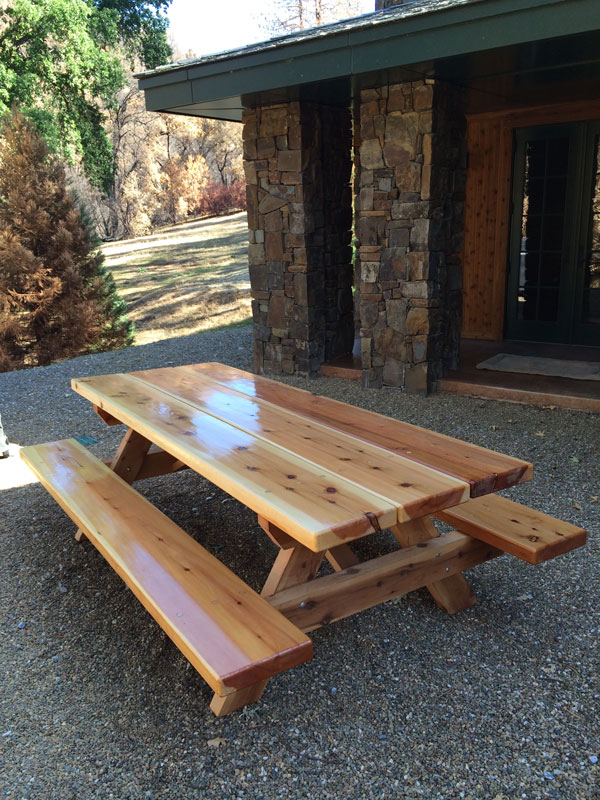 New Picnic Tables and Benches GW02